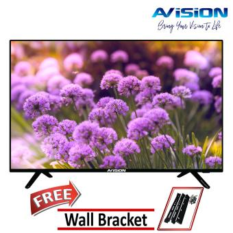 Avision 32 HD Ready LED TV Black 32K801 with Free Wall Bracket