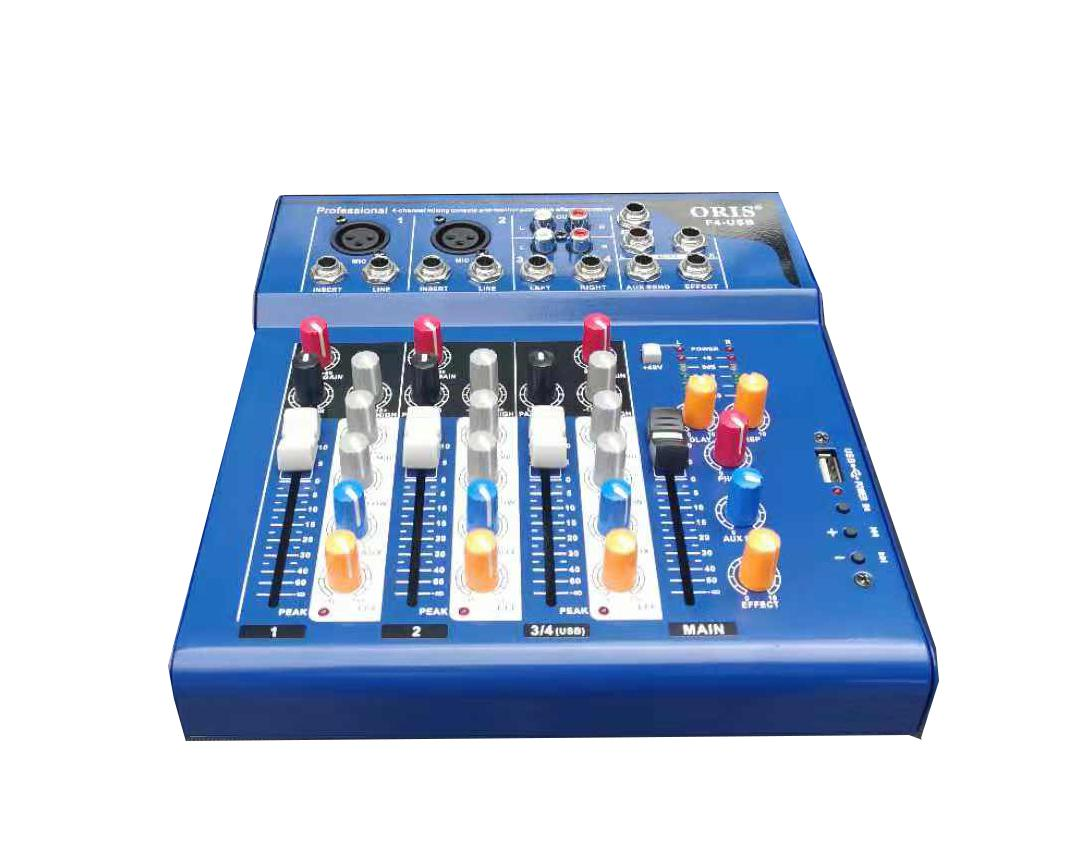 Mixers For Sale Audio Interface Prices Brands Specs In Line Mixer Electronics Circuits You F4usb Blue