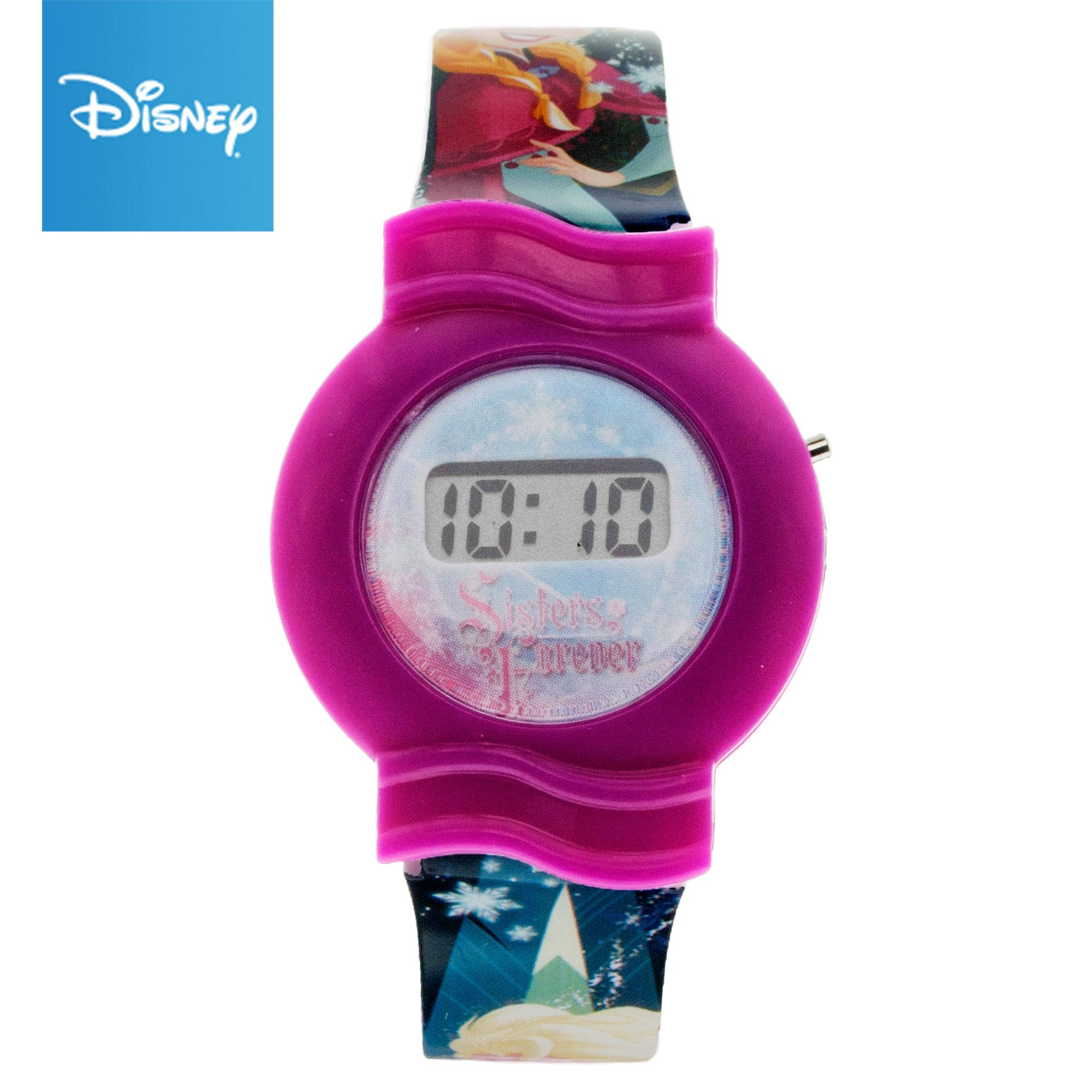 Modest Disney Brand Mickey Mouse Frozen Child Cartoon Watches Girls Watch Quartz Children Wristwatches Waterproof Childrens Watches Watches