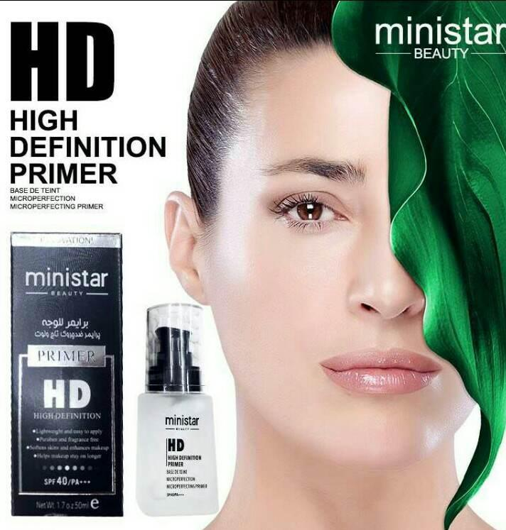 Ministar HIGH DEFINITION PRIMER Philippines