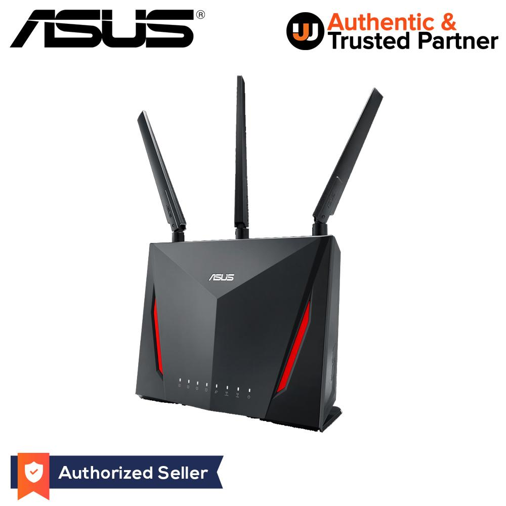 Asus Philippines Routers For Sale Prices Reviews Lazada Rt Ac5300 Tri Band Gigabit Router Wireless Ac 5300 Mbps Ac86u Ac2900 Dual