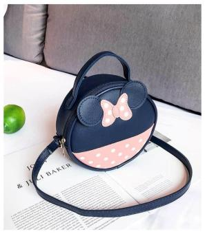 Skyway #369 Korea Fashion Cute Mickey Pu leather Sling Bag Mini Bag Women's Bag