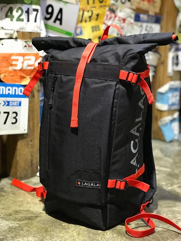 Lagalag Roll Top Pack By Xplo.ph.