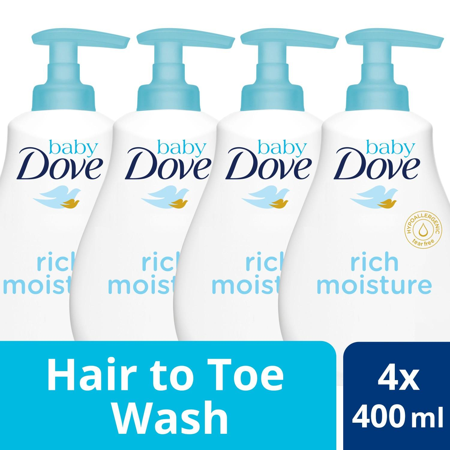 Baby Wash For Sale Body Online Brands Prices Reviews Pigeon Shampoo Chamomile 100ml Paraben Free Dove Hair To Toe Rich Moisture 4x400ml P999 Bundle Pack