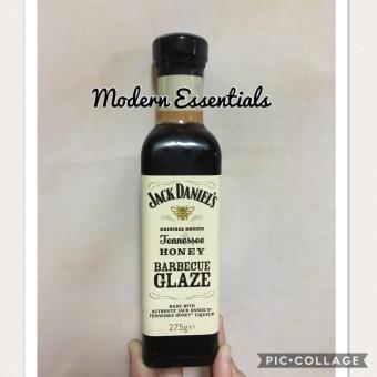 Jack Daniel's Tennessee Honey Barbecue glazed 275g