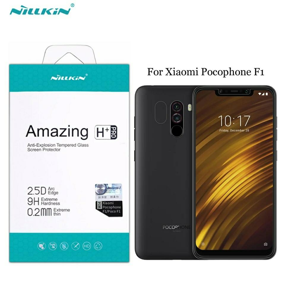 Nillkin Philippines Price List Phone Tablet Smile Tempered Glass Xiaomi Redmi Note4x Clear Pocophone F1