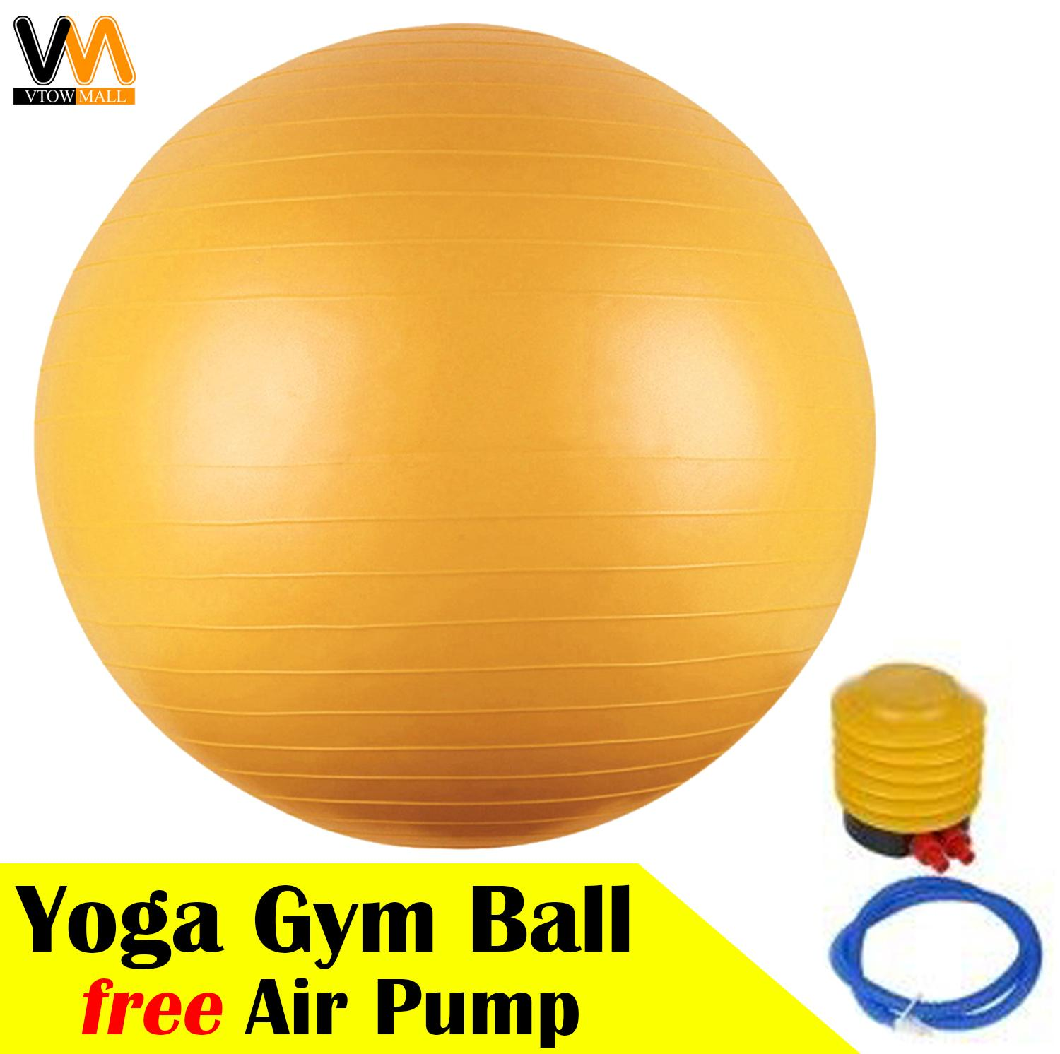 Gymnastic Exercise Ball Yoga Ball By Vtow Cp Gadget.