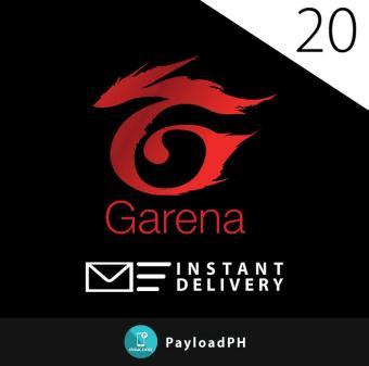 Garena Shells 20