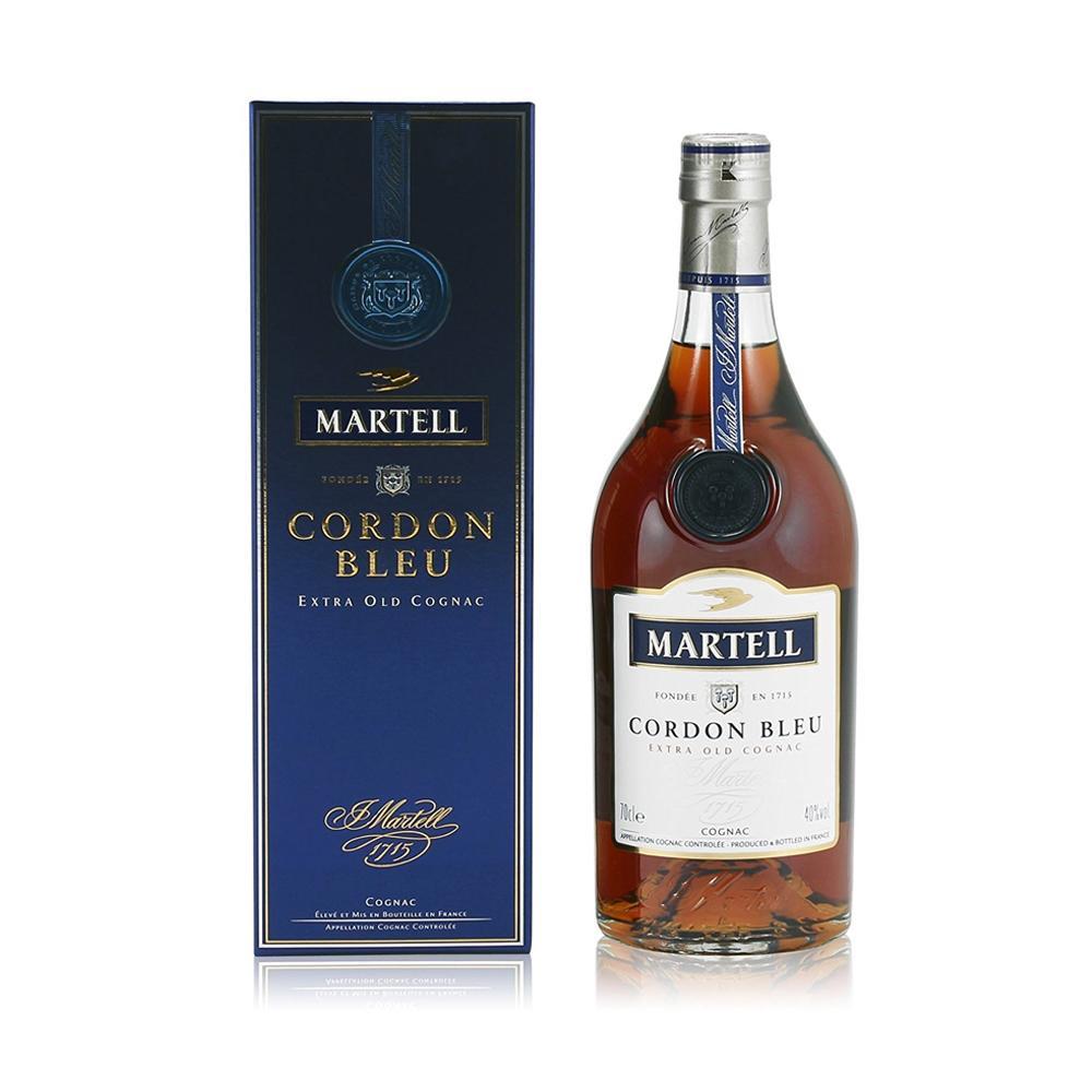 Martell Cordon Bleu Cognac 700ml By Tera Mart.