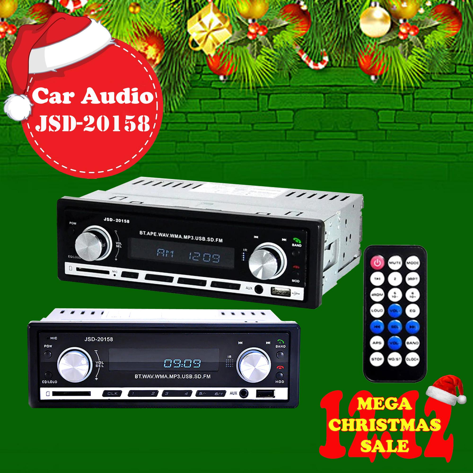 Car Stereo For Sale Cars Online Brands Prices 2002 L300 Radio Wiring Color Cwl Jsd 20158 Mp3 Player Usb Sd Aux Audio 1 Din