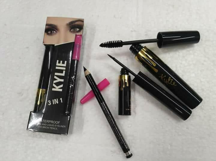3 in 1 eyeliner pencil, liquid eyeliner and mascara Philippines