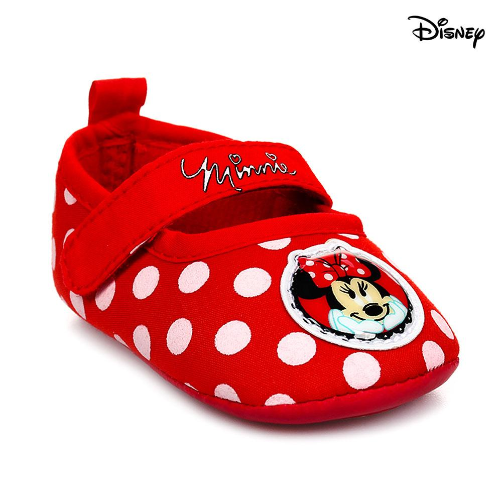 dafa09559 Disney Minnie Mouse Baby Shoes