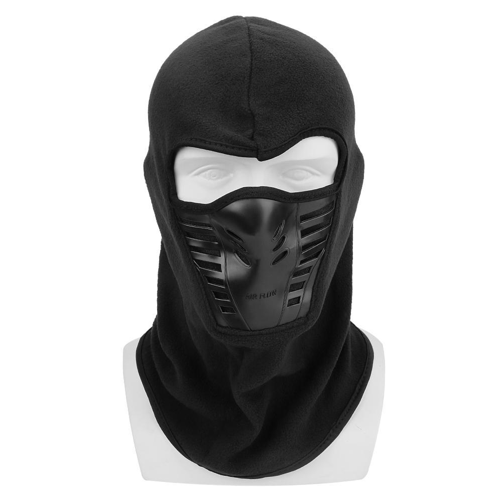 e33f9717768 Men Warm Thermal Face Neck Warmer Helmet Hat For Ski Bike Motorcycle Winter  Windproof Hiking Cap