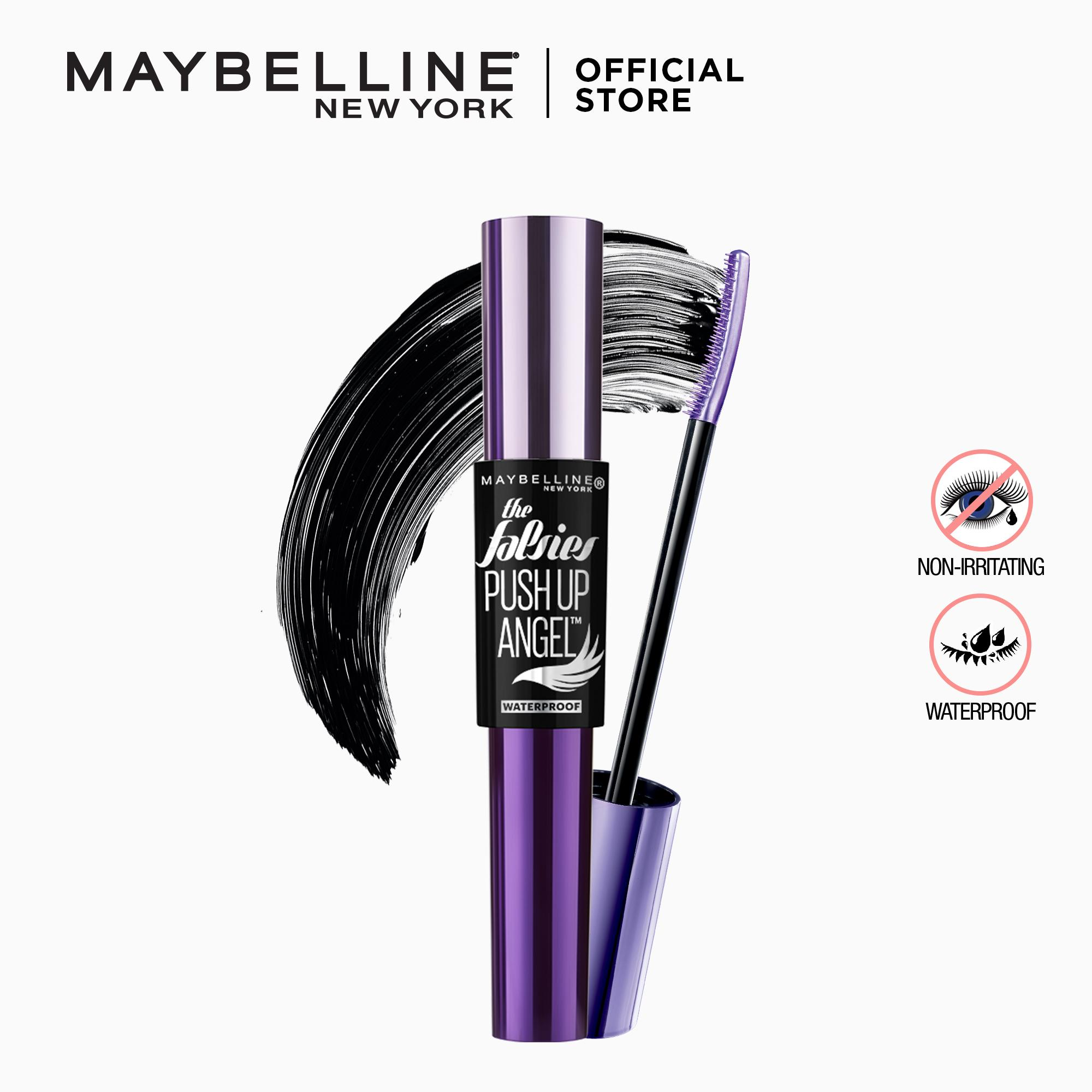Maybelline Philippines Mascara For Sale Prices Barbie The Magnum Volum Express Waterproof Falsies Push Up Angel 97ml Very Black