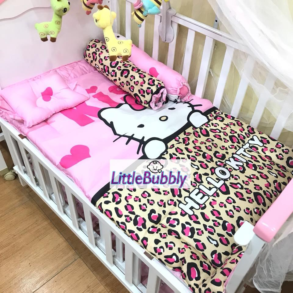 Nursery Bedding Collection By Sunday Gears.