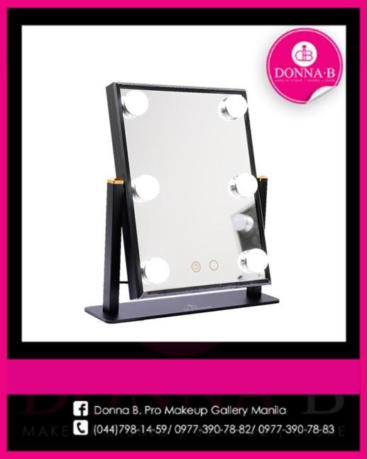 Belle Premium LED Vanity Mirror Model 601 (Black) Philippines