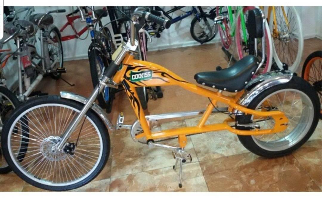 Cookies Harley Bicycle 20 By Kentlite Trading Corporation.
