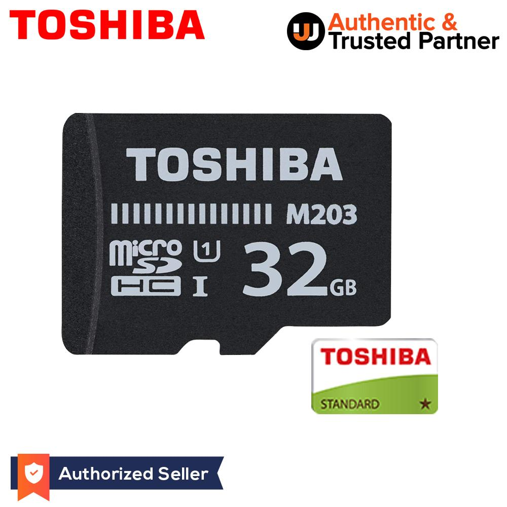 Buy Sell Cheapest Toshiba Microsd 32gb Best Quality Product Deals Flash Air W 04 Memory Card