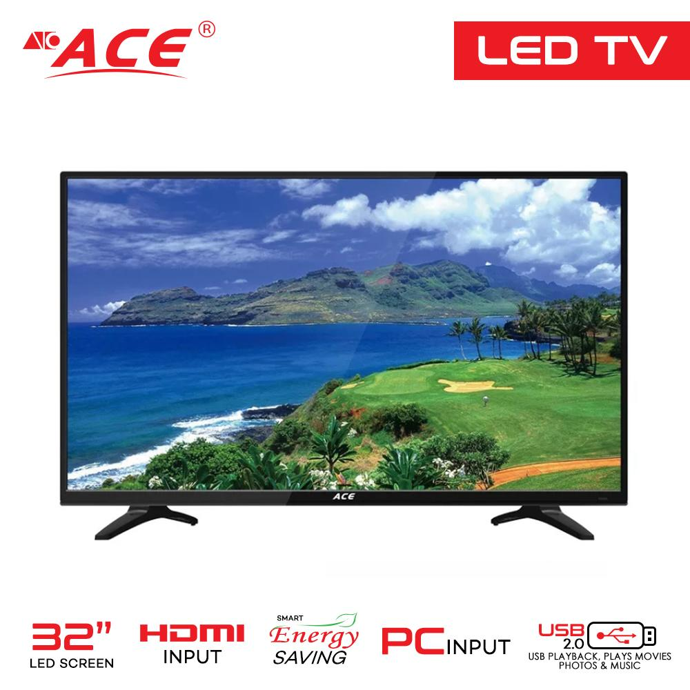 Ace Led Tv Philippines Television For Sale Prices 55 Samsung Wiring Diagram 32 Slim Black 808 Dn4