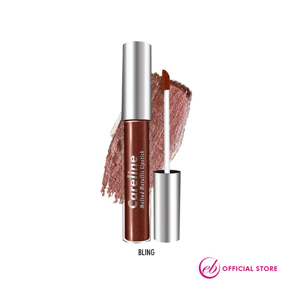 Careline Melted Mettalic Lipstick Philippines
