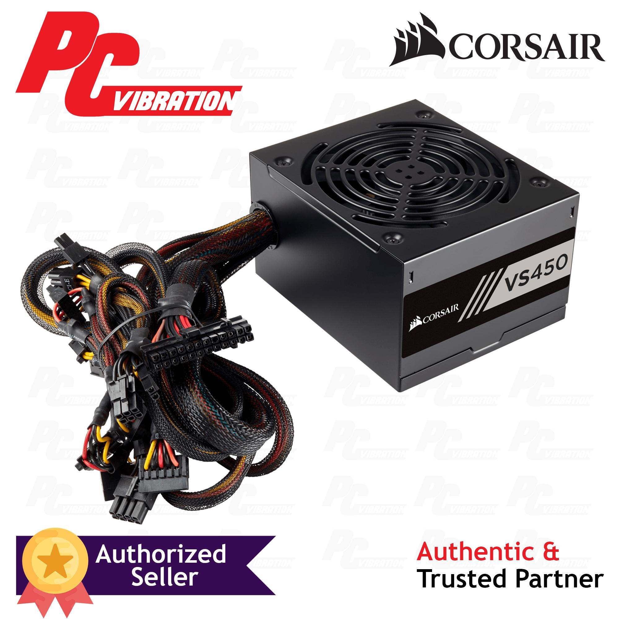 Pc Power Supply For Sale Computer Prices Brands 138v 40a Stabilized Corsair Vs Series Vs450 450 Watt 80 Plus White Certified