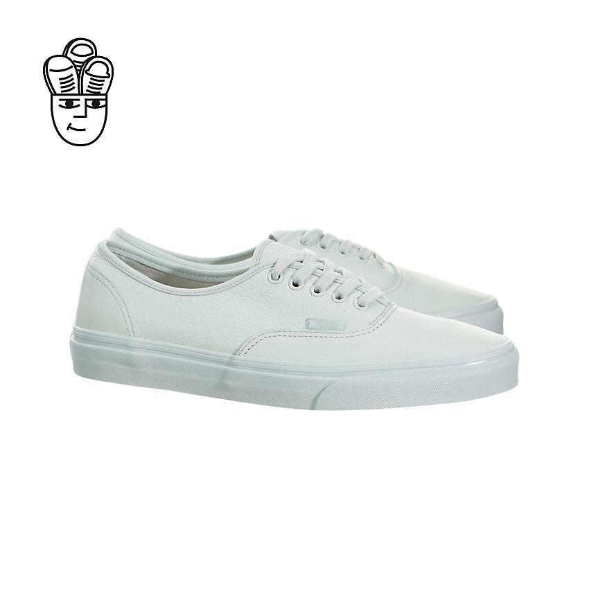 597aa3743573 Vans Authentic (Leather) Lifestyle Shoes Men vn0a38emont -SH