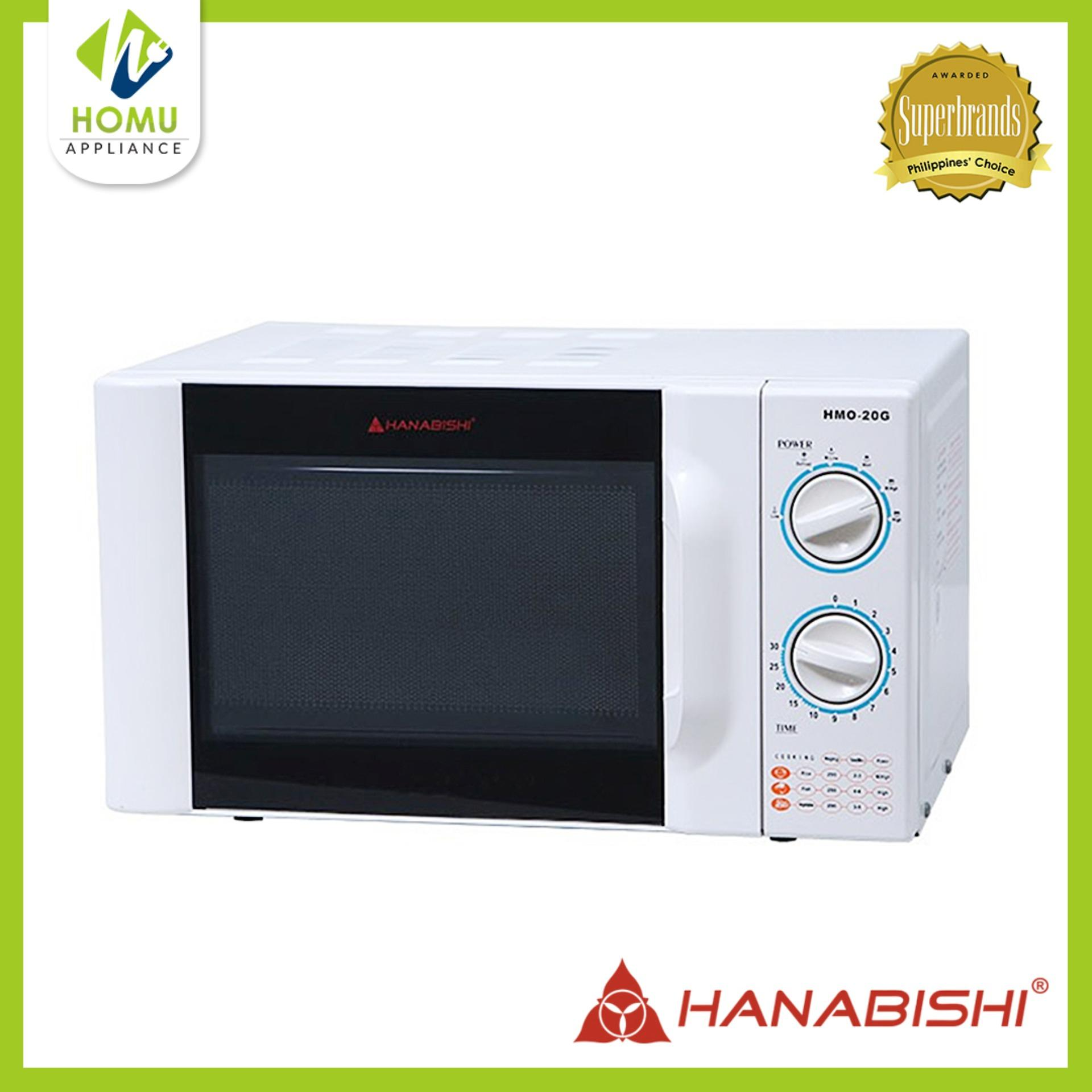 Hashi Microwave Oven Hmo 20g White