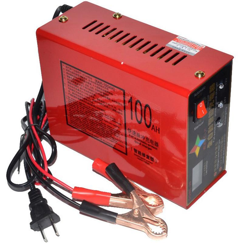 12v/24v 10a 140w Universal Vehical Car Motorcycle Lead Acid Battery Charger New By Powerful-Enterprise.