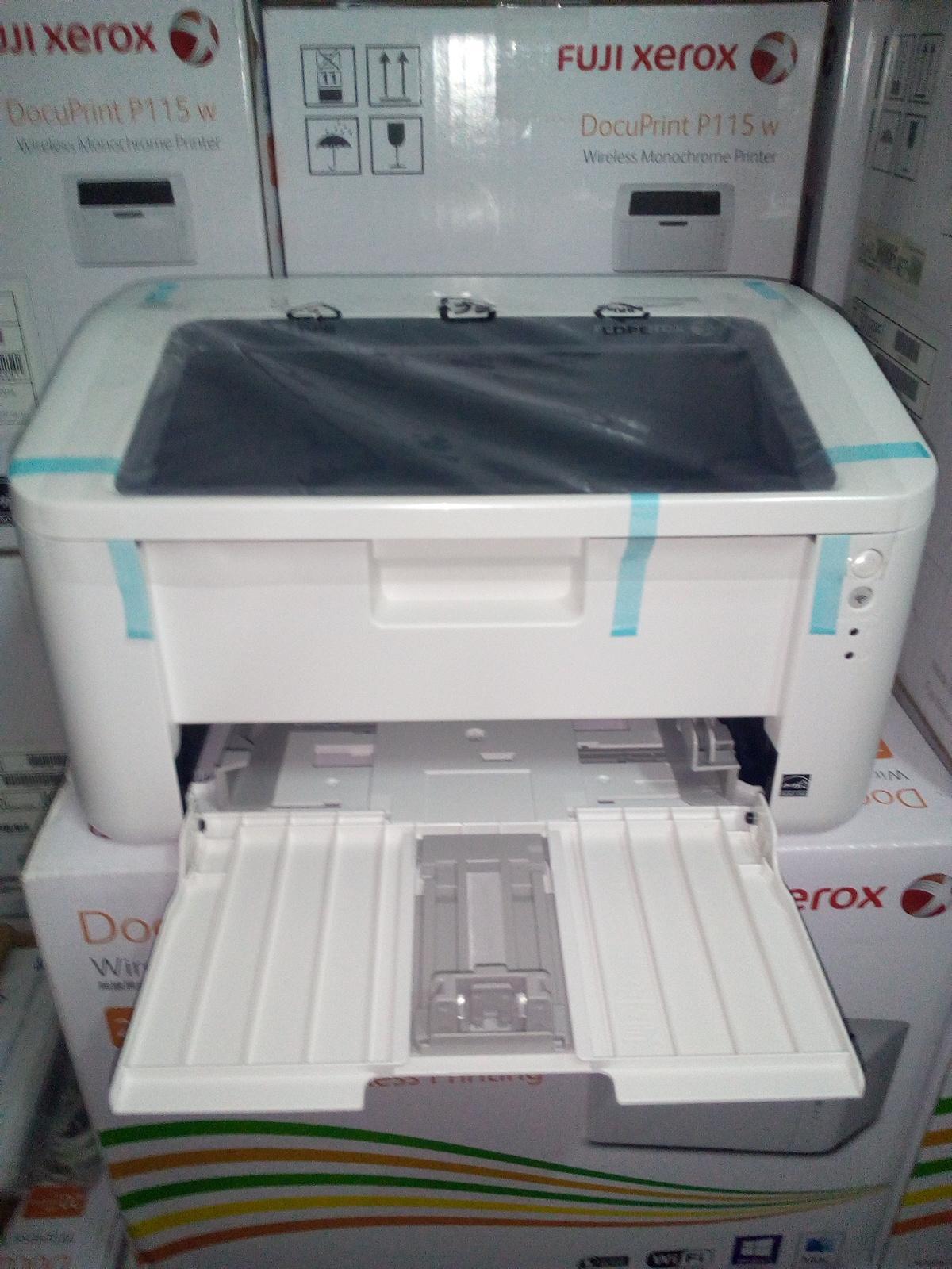 Fuji Xerox Docuprint P115w wireless monochrome Laser Printer