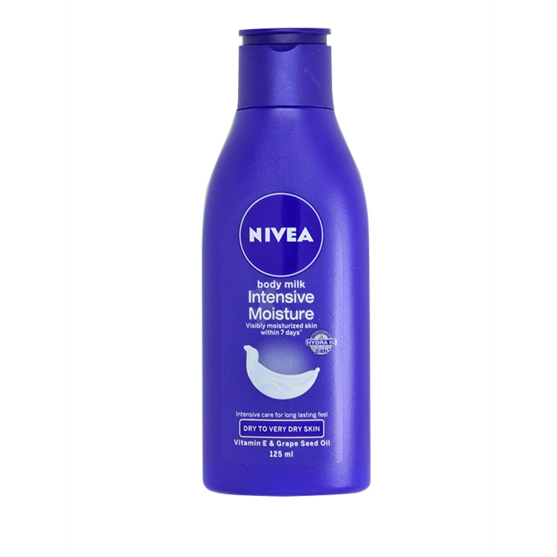 Nivea Philippines Bath And Body For Sale Prices Reviews White Lotion Intensive Moisture Milk 125ml