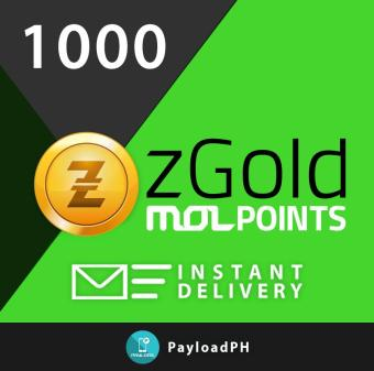 ZGOLD MOL Points 1000