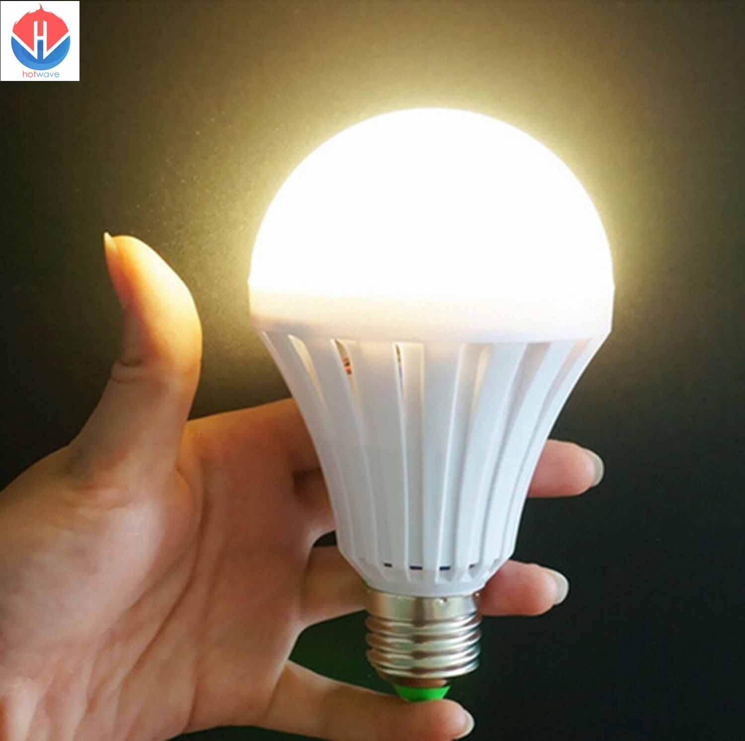 Light Bulbs For Sale Led Prices Brands Review In Wiring Up A Emergency 9w Smart Intelligent Bulb Waterproof
