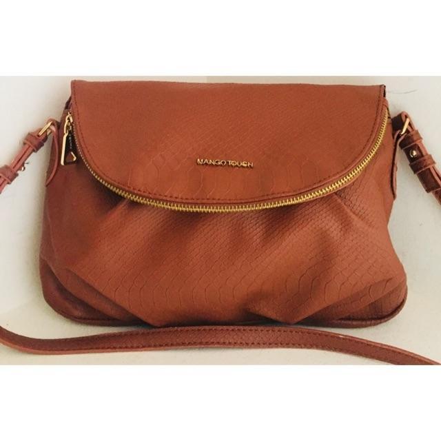 Mango Sling Bag (brown)