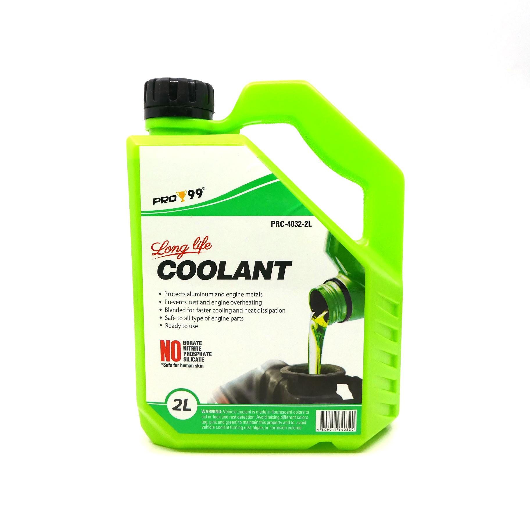 Antifreeze For Sale Radiator Coolants Online Brands Prices Frozen Engine Coolant Pro 99 Green 1l