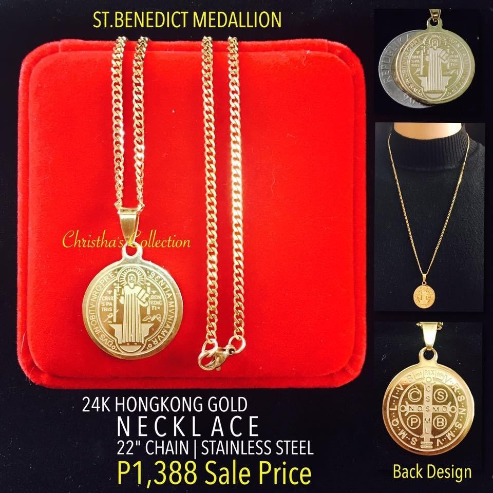 amulet medallion rebecca shop card bree plated pamela delicate gold constantinople necklace necklaces sale