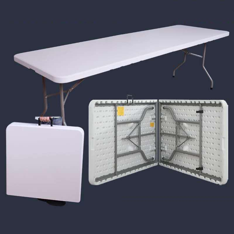 Light Commercial Folding Table 4 Ft. By Crystal 168.
