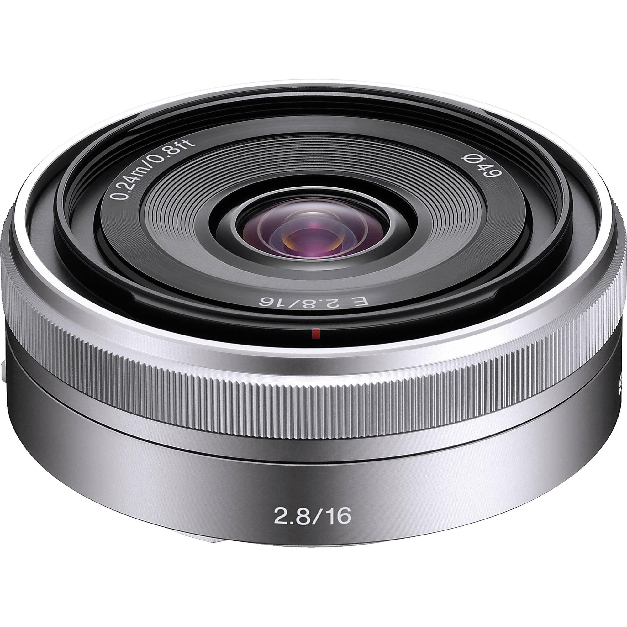 Sony Lenses Philippines Camera Lens For Sale Prices Sel55f18z Fe 55mm F18 Za Sonnar T Sel 55 E 16 Mm F28 Sel16f28