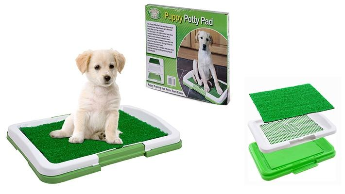Puppy Potty Pad Perfect Pets Indoor Dog Toilet Training By Movall.