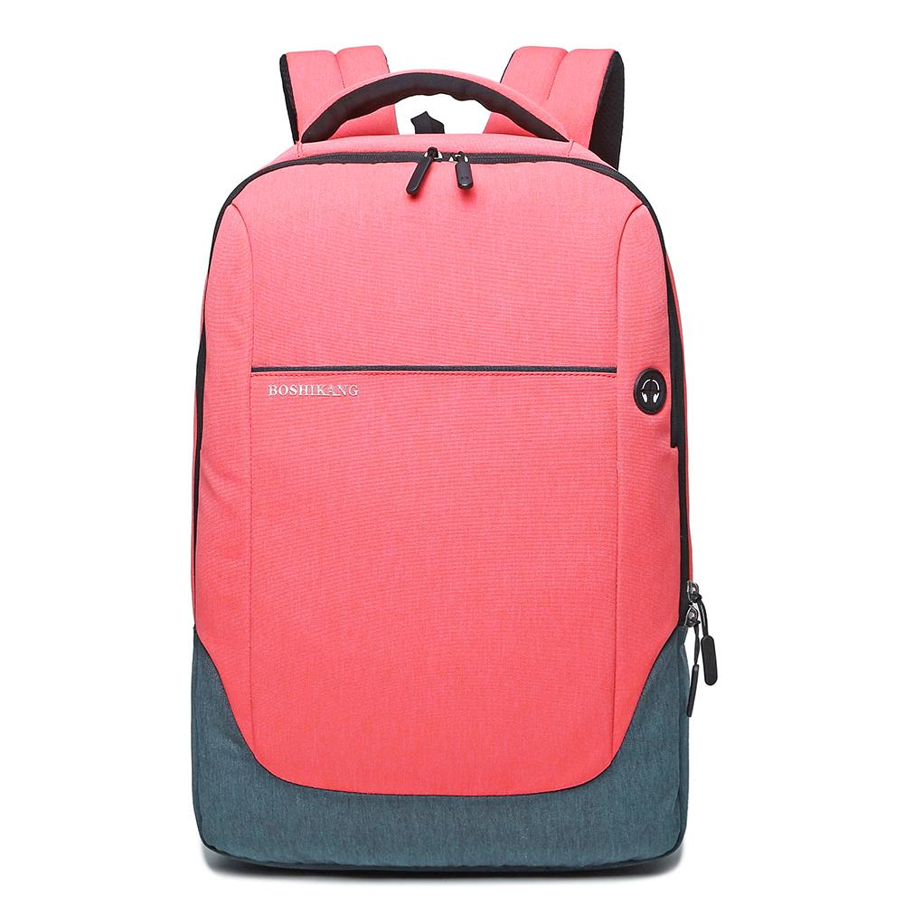 6040b5a456 Boshikang Travel Backpack Bag Trend Leisure Pack junior high school College  student School Bag Laptop bag