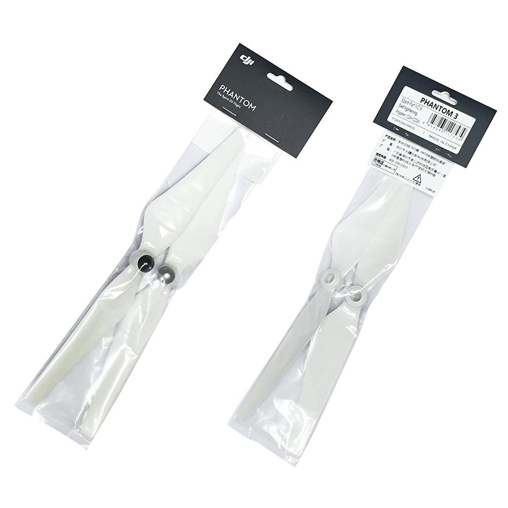 2 Pairs Dji Original 9450 Propellers Genuine Self-Tightening Props Blades For Dji Phantom 3 Professional/advanced,phantom 2 Series,flame Wheel Series Platforms And E310/e305/e300 By Joint Victory.