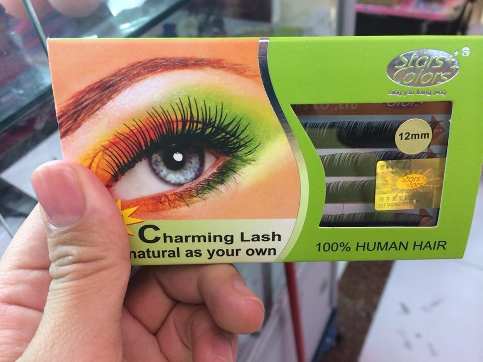 Eyelash extensions (human hair) Philippines