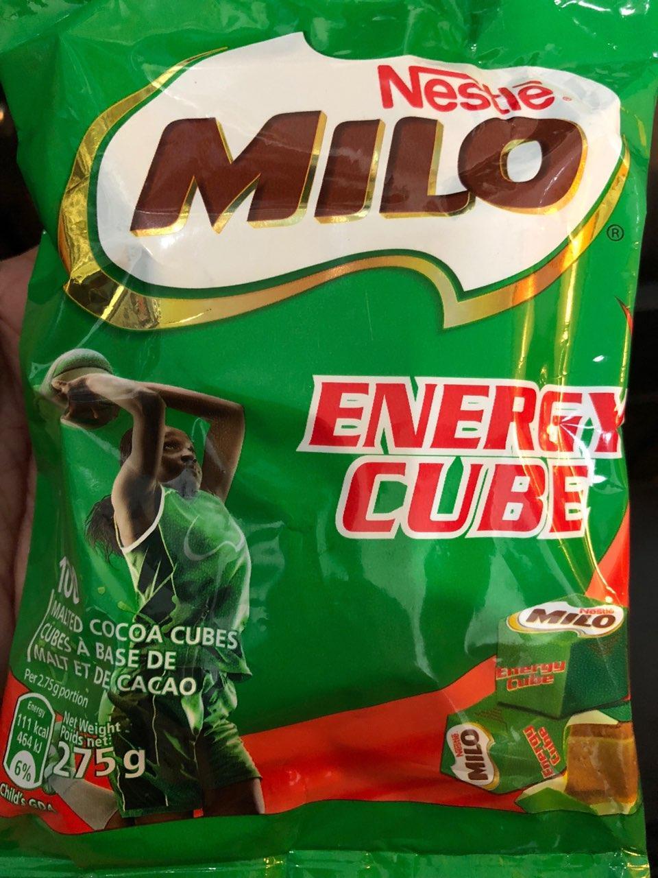 Milo Philippines Price List Nutri Up Chocolate Energy Drink Sachet Cubes 100