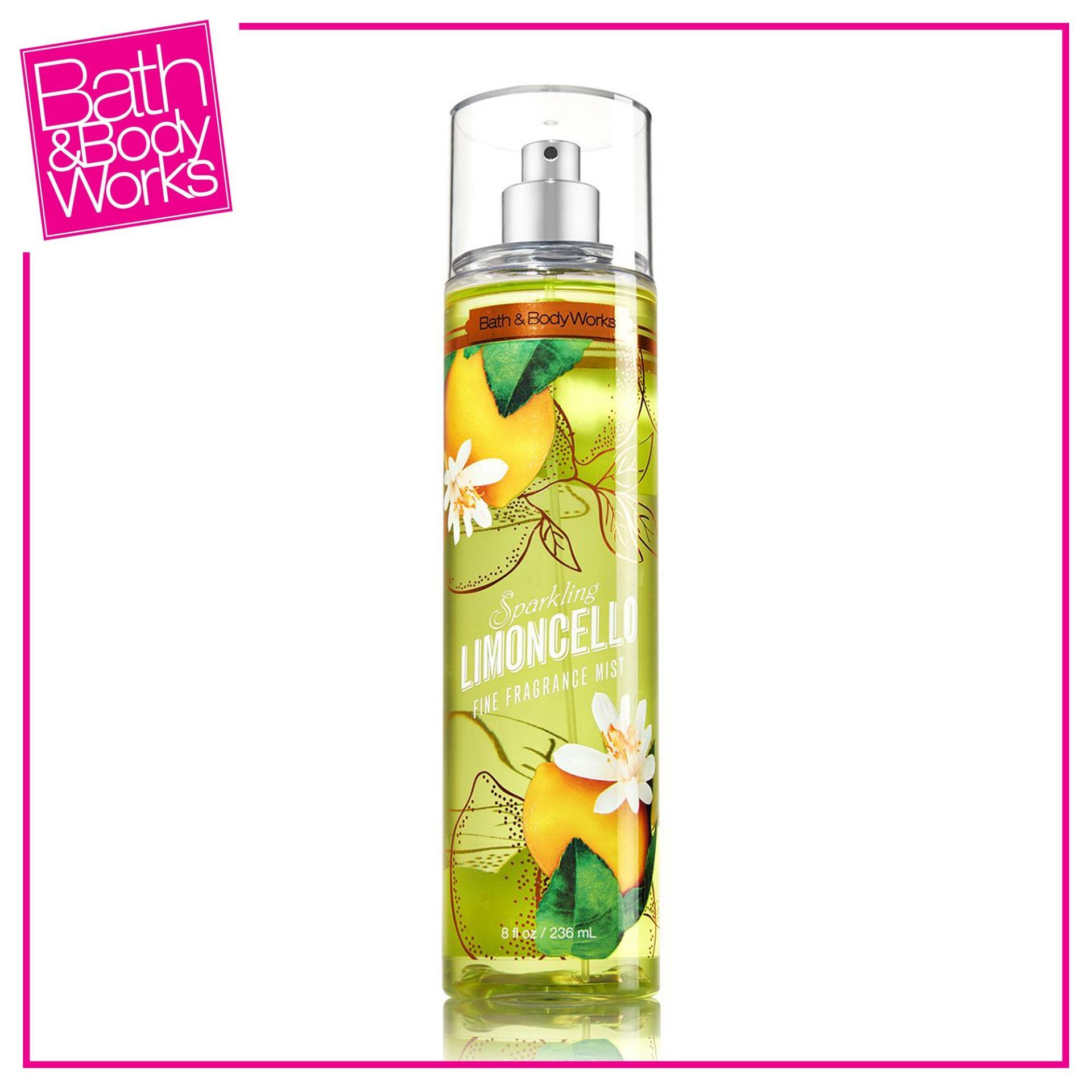 Bath And Body Works Fragrances Philippines Spray Twilight Woods For Men Sparkling Limoncello Fine Fragrance Mist 236ml