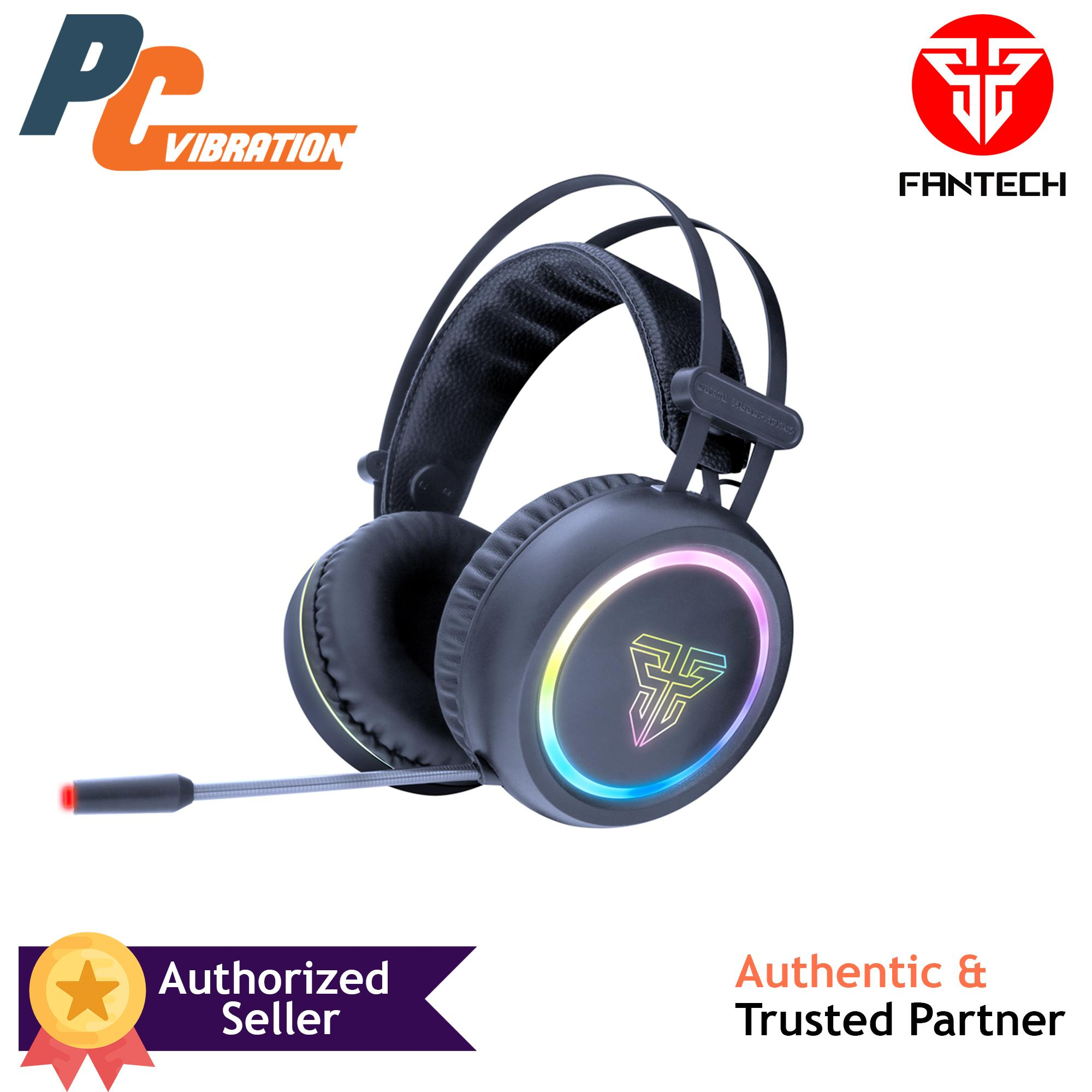 Gaming Headphones For Sale Prices Brands Fs Razer Kraken Pro V2 White Fantech Hg15 71 Virtual Surround Sound Great Bass Noise Cancelling Mic With Running Chroma Rgb Eq