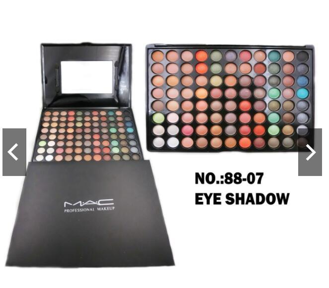 Professional make up 88 shades eyeshadow palette Philippines