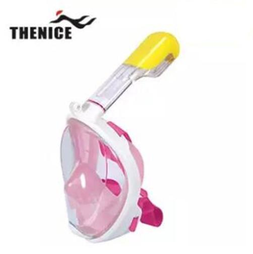 Full Face Snorkeling Mask For Gopro & Action Cameras S/m By Uj Store.