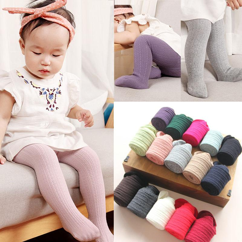 Baby Toddler Infant Kids Girls Cotton Warm Pantyhose Socks Stockings Tights - Intl By Gm Mall