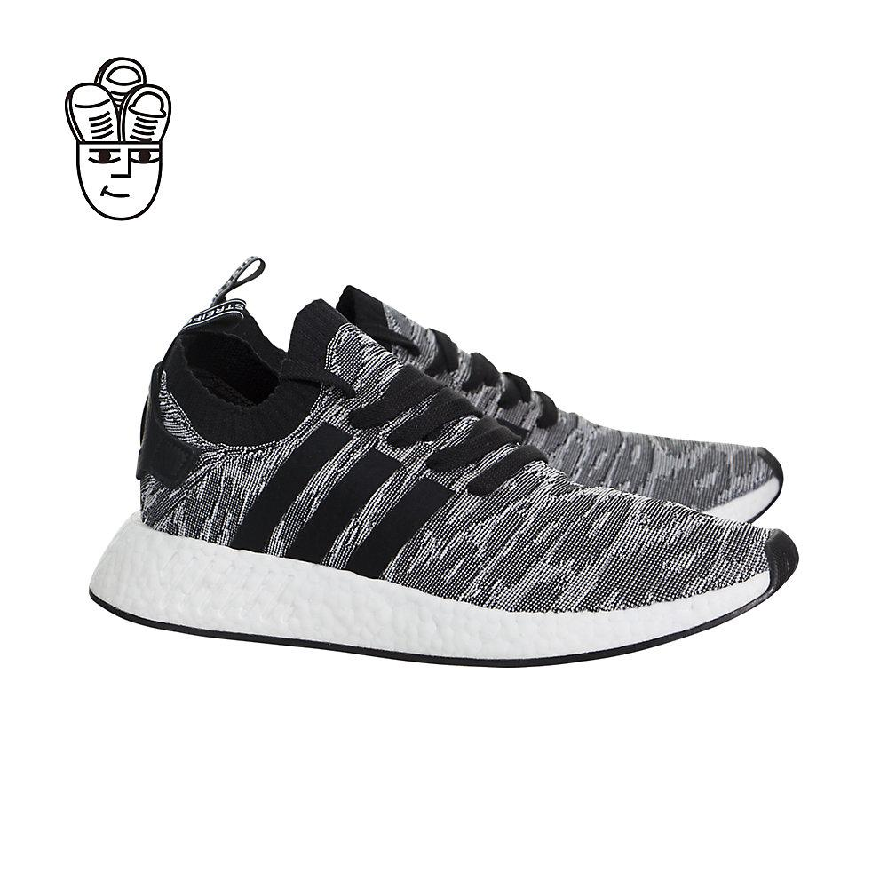 Adidas NMD_R2 (Primeknit) Lifestyle Shoes Men by9409 SH