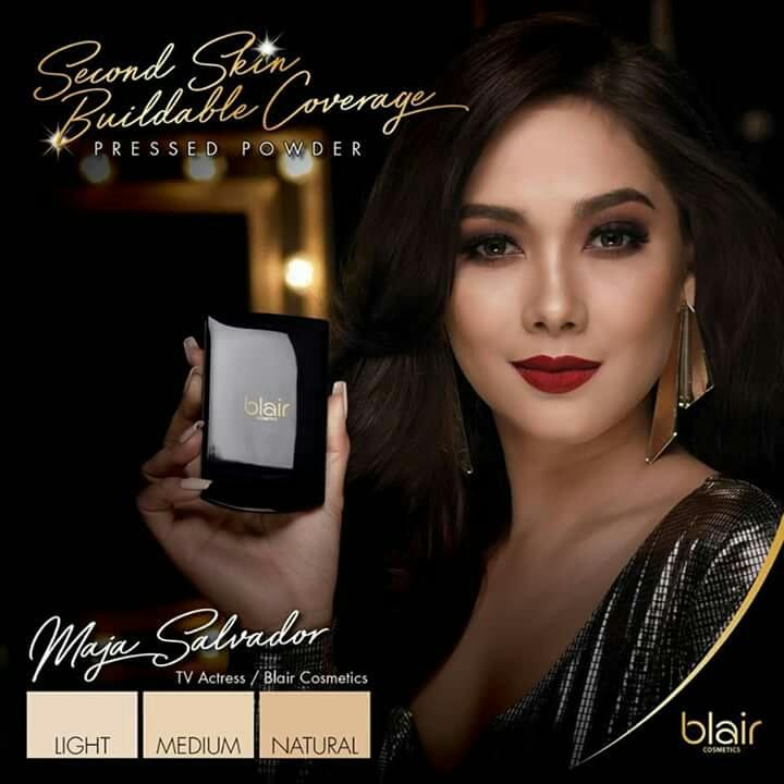 Blair Pressed powder in shade of Medium shade Philippines