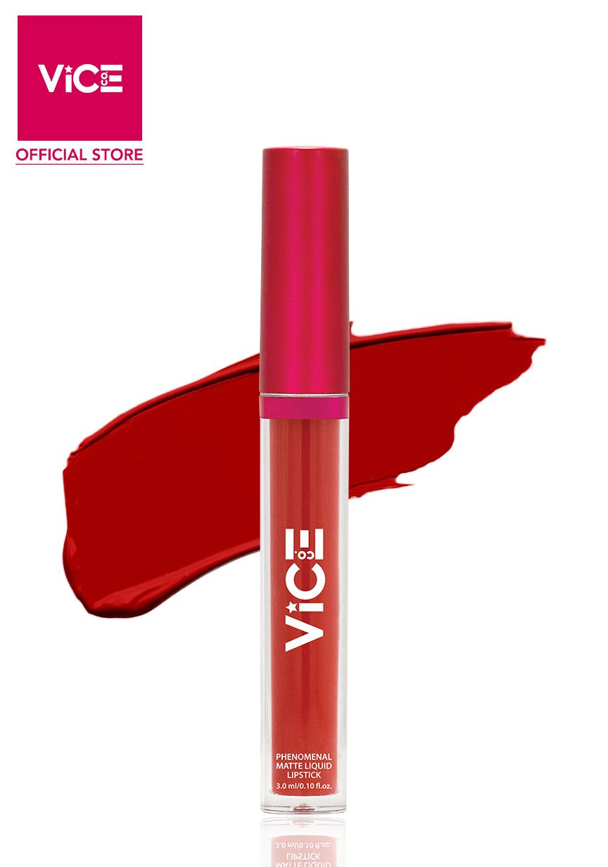 Vice Cosmetics Phenomenal Liquid Lipstick Phenom Philippines